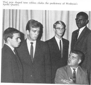 1967 Apollo Quartet