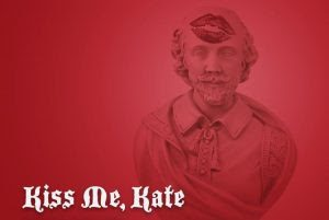 kiss me, kate promotional image