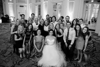 Amelia Anderson '11 wedding