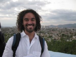 Schofield Colin in Cuba