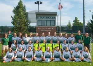 2014 Titan Women's Soccer