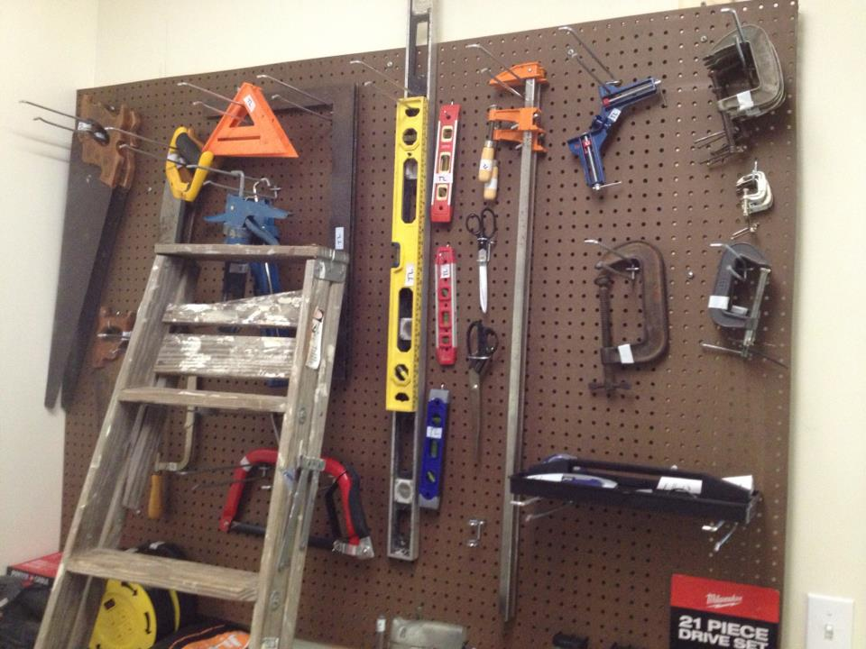 tool library inventory