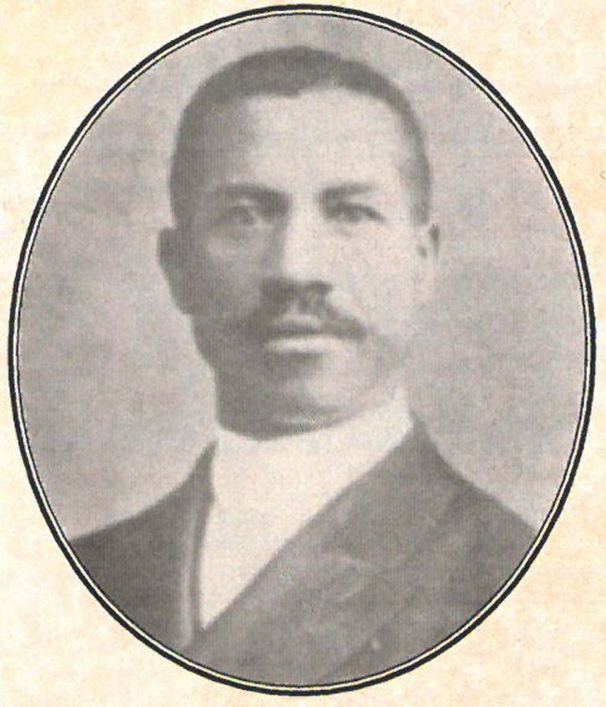 James Robert Lincoln Diggs, Ph.D., 1906