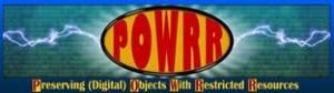 POWRR project logo
