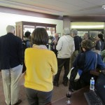 Reception and narrated tour of collection loaned by Jack Walsdorf