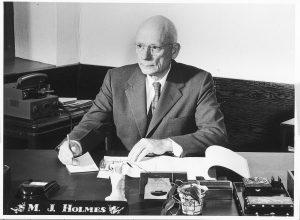 Holmes, Merrill J.
