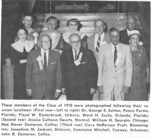 June 1960 IWU Bulletin, Alumni edition
