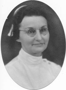 Maude Essig in 1933