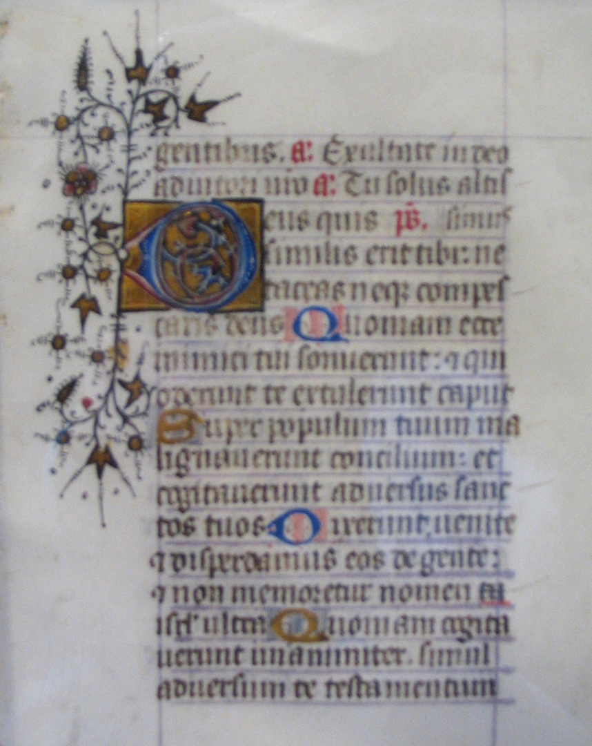 1400 Book of Hours