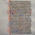 1450 unidentified text created in the Northern Netherlands