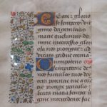 15th C Book of Hours created in France