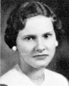 Margaret Reeser Jackson, 1936