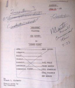 1948 Suspense episode