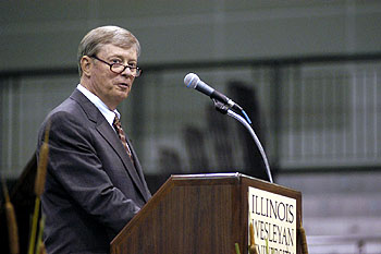 Then-BOT President Craig Hart, 2003