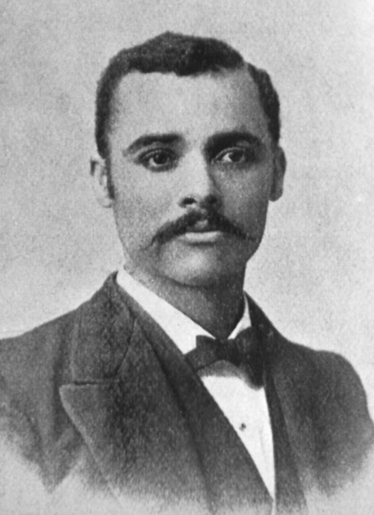 Alfred O. Coffin, Ph.D., 1889