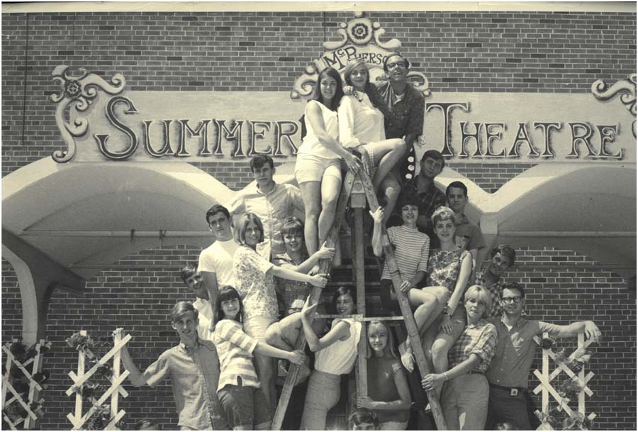 Summer Theatre, ca. 1966