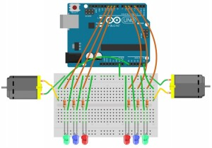 Project 2 Circuit Diagram