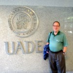 At the University of Argentina