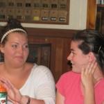 Kayla & Rachel:  Tai Chi