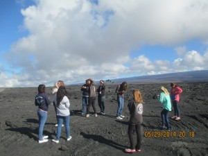 May Term 2014 Mauna Kea 001