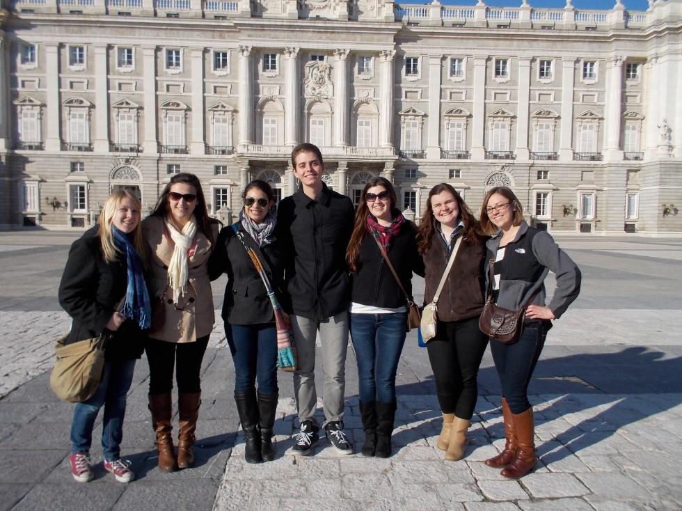 Los enfermeros en España 2013