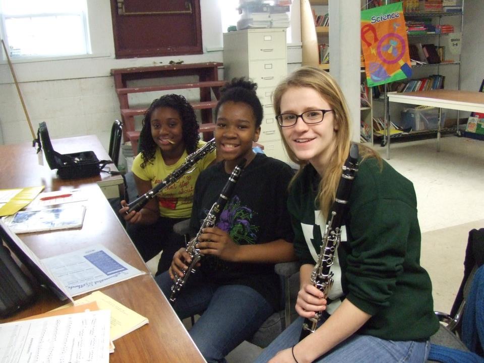 Clarinets 2013