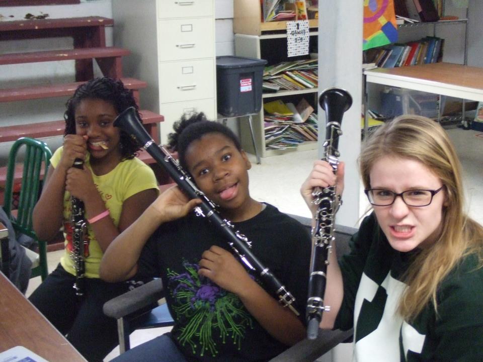 Funny clarinets 2013