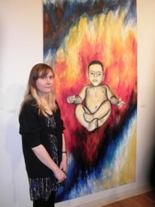 'Baptism by Fire' by Katya Kobrina '12