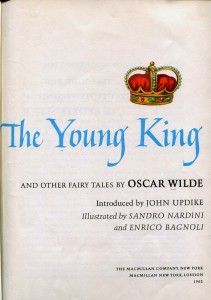 Wilde - The Young King - 001