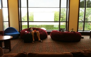 Sumo Chairs - Great for Studying and Napping