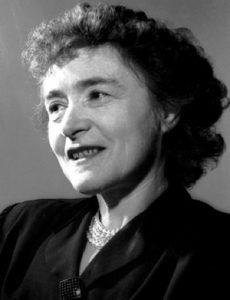 GERTY THERESA CORI (1896 – 1957)