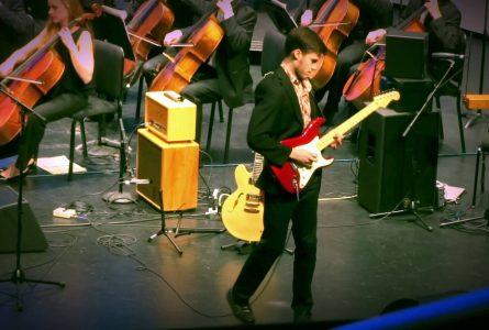 Senior Recital: Ryan Donlin, Contemporary Musicianship