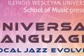 Universal Language: Vocal Jazz Evolved