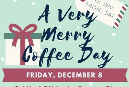 A Very Merry Coffee Day