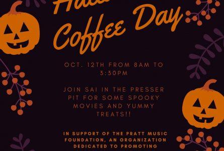 SAI Coffee Day & Blaze Fundraiser